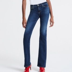 AG ADRIANO GOLDSCHMIED the angel bootcut jeans 25